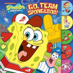 Go, Team Spongebob! (Novelty book)