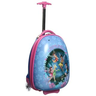 Disney By Heys Fairies Pixie Dust Carry on Rolling Upright