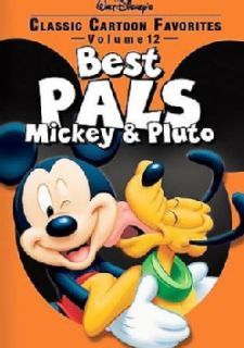 Walt Disneys Classic Cartoon Favorites Vol. 12:   Best Pals Mickey