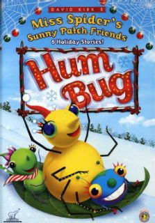 Miss Spider Hum Bug (DVD)