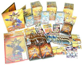 Huge Yu Gi Oh Collectors Kit