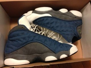 VNDS Nike Air Jordan retro 13 XIII Flint size 9 breds he got game