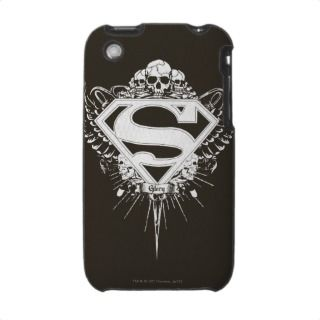 Superman Logo iPhone 3 Cases