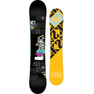 K2 Turbo Dream Snowboard 159 up to 55% off