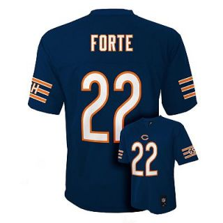 Chicago Bears Matt Forte NFL Jersey   Boys 8 20