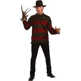 Deluxe Freddy Krueger Sweater Costume
