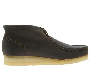 Clarks Wallabee Boot   Mens Brown Oily Leather