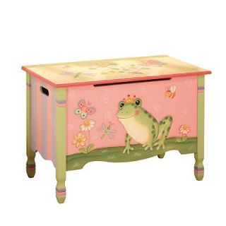 Teamson Kids Magic Garden Toy Box