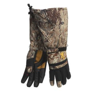 Browning Maxus Pre Vent® Decoy Gloves (For Men)   Save 34%