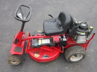 Riding Mower w Rear 12 0 HP Briggs and Stratton Engine 85622