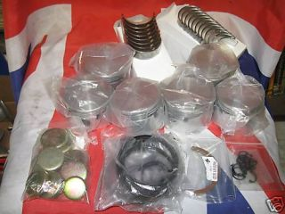 Triumph TR6 TR250 Engine Bottom End Rebuild Kit