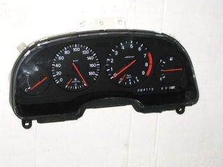 Speedometer MT 5 Speed JDM GCZ32 Nissan 300ZX / Fairlady Z Twin Turbo