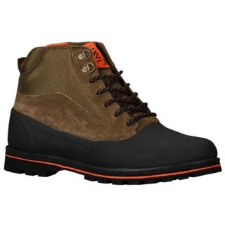 Vans LXVI Module   Mens   Skate   Shoes   Olive/Black/Orange
