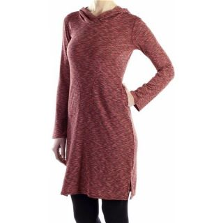 ExOfficio Chica Cool Hoodie Dress   UPF 30+, Long Sleeve (For Women