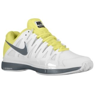 Nike Zoom Vapor 9 Tour   Womens   Tennis   Shoes   White/Electric