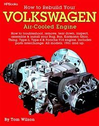 How to Rebuild Volkswagen VW Air Cooled Engine Bus Ghia Transporter