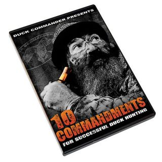 Duck Commander 10 Commandments DVD
