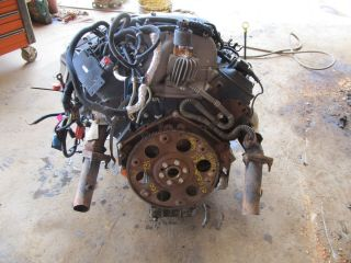 2002 2003 GM Chevy 8 1 Liter Vortec Engine Motor Nice 90 000K