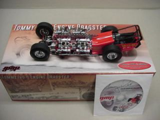 Ivo Tommy 4 Buick Engine Dragster 1 18 GMP L K CD