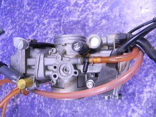 Yamaha  Yz Carb Adjustments
