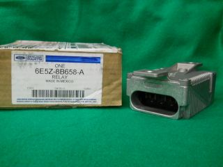 GENUINE FORD ENGINE COOLOING FAN RELAY OEM# 6E5Z8B658A~NIB~Fits FUSION