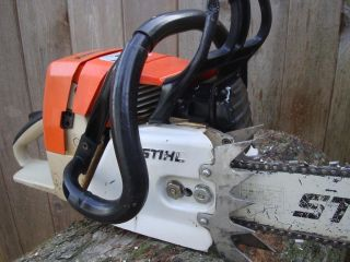STIHL CHAINSAW # 044 MAGNUM w/20 BAR & CHAIN *****