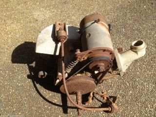 Harley Davidson Golf Cart Used Motor Assy Part Late 60s Early 70S