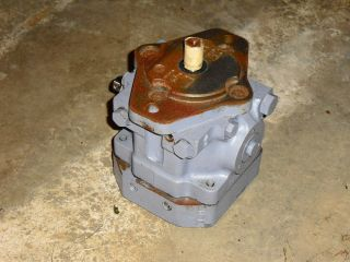 Excel hustler Hydraulic pump. Fits models 250 & 251. Part # 031252