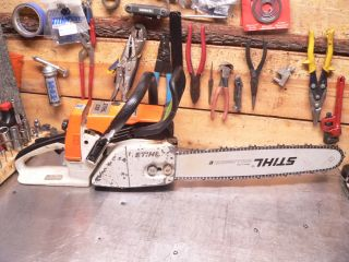 Stihl 026 MS260 Chainsaw Excellent Condition
