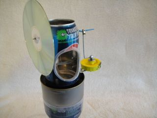 Can Stirling Engine Hot Air not Steam Unusual Handmade Item Gift