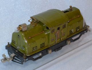 Antique Pre War Lionel #252 Electric Locomotive Engine,Old Toy Train