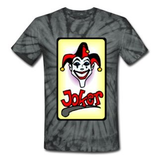 Joker card T Shirt 4735087