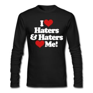 LOVE HATERS & AND HATERS LOVE ME! T Shirt ID