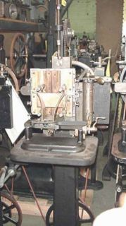 Kenloc Straight Line Engine Model 10 Turning Machine