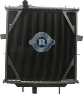 Peterbilt 387 Truck Radiator Cat C13 or C15 Acert Engine 4 Row