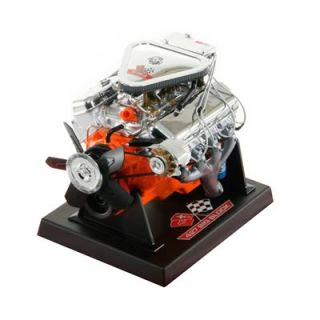 Summit Racing 84030 Engine Model, Chevrolet 427 Tri Power, 16 Scale