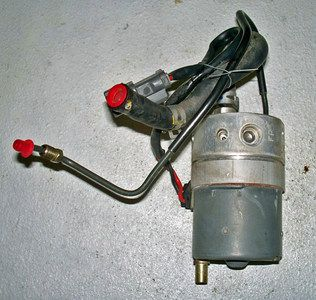 1996 2001 Acura RL Brake Booster Pump