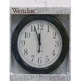 Ingraham Clocks 46 991 8 1/2 Westclox Simplicity Quartz Wall Clock